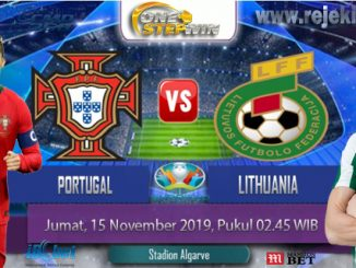 Prediksi Portugal vs Lithuania 15 November 2019