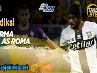 Prediksi Parma vs AS Roma 11 November 2019