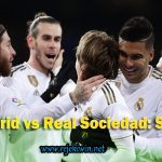 Hasil Pertandingan Real Madrid vs Real Sociedad: Skor 3-1