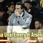 3 Dosa Unai Emery di Arsenal