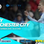 Prediksi Burnley vs Manchester City 4 Desember 2019