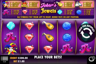 Cara Daftar Jokers Jewels Pragmatic Slot Online Jituwin