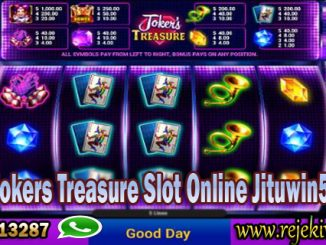 Jokers Treasure Slot Online Jituwin5