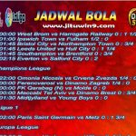 Jadwal Taruhan Bola 16-17 September 2020