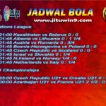 Jadwal Taruhan Bola 07-08 September 2020