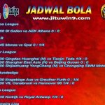 Jadwal Taruhan Bola 25-26 September 2020