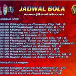 Jadwal Taruhan Bola 15-16 September 2020
