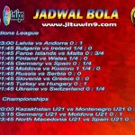 Jadwal Taruhan Bola 03-04 September 2020
