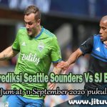 Prediksi Seattle Sounders Vs SJ Earthquakes 11 September 2020