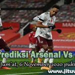 Prediksi Arsenal Vs Molde 6 November 2020